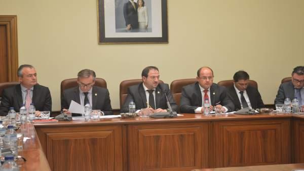 Pleno de la Diputación de Teruel (DPT)