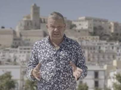 Alberto Chicote en Ibiza, en '¿Te lo vas a comer?'.
