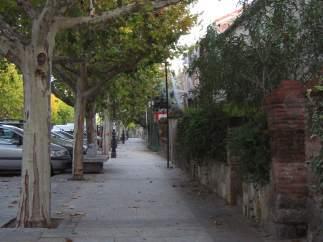 Calle de El Escorial