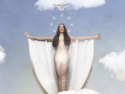 """Imagen oficial del nuevo trabajo de Rosalía, """"El mal querer""""."""