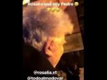 """""""Rosalía, guapa, soy Pedro"""""""