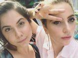 Lady Gaga y su hermana