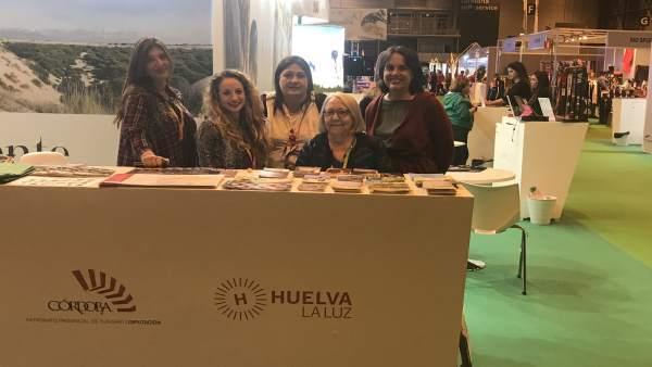 Diputación de Huelva en 'Exponatural'