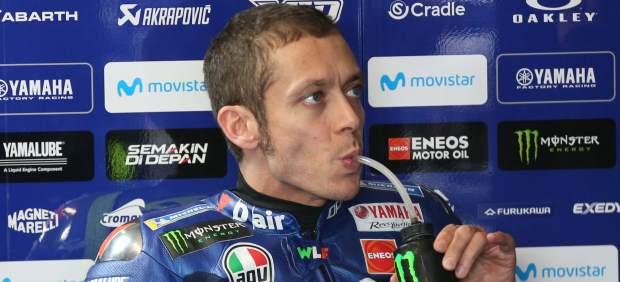 Rossi se rinde a Márquez: