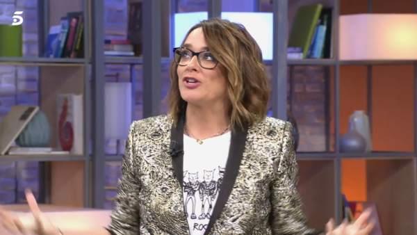 La despedida de Toñi Moreno
