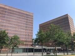 Ciudad de la Justicia de Barcelona.