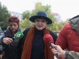 Piden cárcel para Lucía Bosé por apropiarse de un dibujo de Picasso