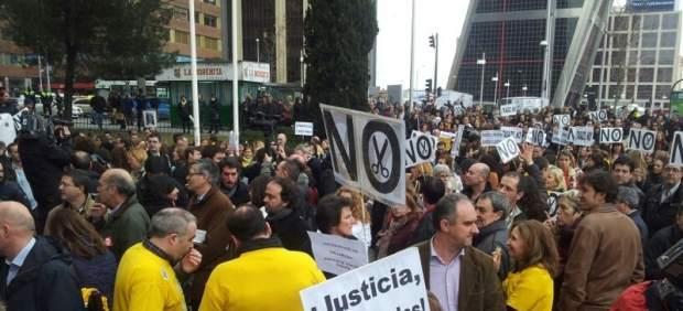 Los presidentes de todos los Tribunales Superiores de Justicia apoyan la huelga de jueces y fiscales