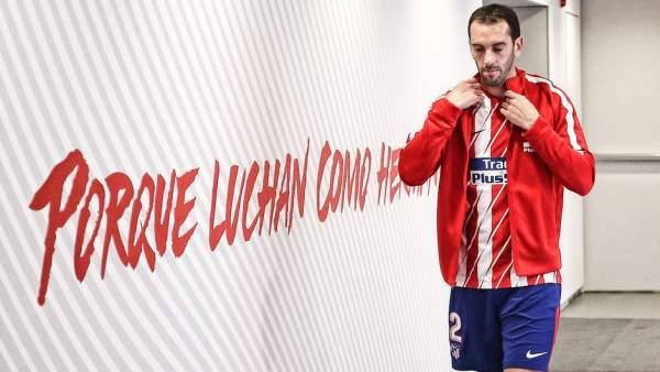 Diego Godín (Atlético de Madrid)
