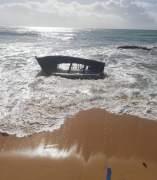 Inmigrantes muertos frente a las costas de Melilla