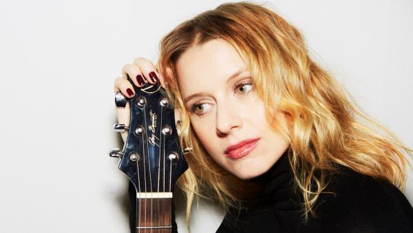 La actriz y cantante Manuela Vellés.