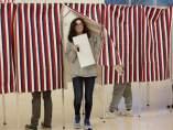 Elecciones legislativas en EE UU
