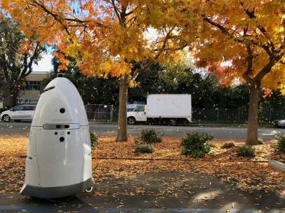 Robots antimendigos