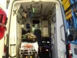 Imatge d'arxiu d'una ambulacia