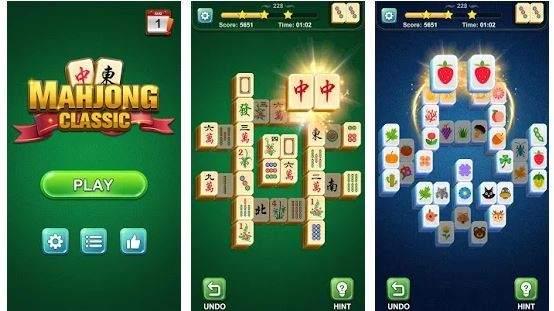 'Mahjong' juego de mesa