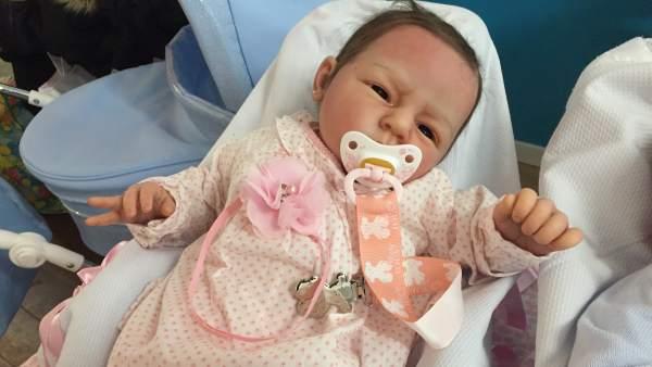 9bf40bf310a9 La feria 'Dolls and Reborn International Show' expondrá en Madrid muñecos  bebés hiperrealistas