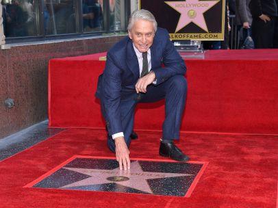 El actor Michael Douglas