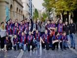 Presentación fútbol inclusivo SD Eibar