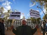 Manifestación en el Supremo