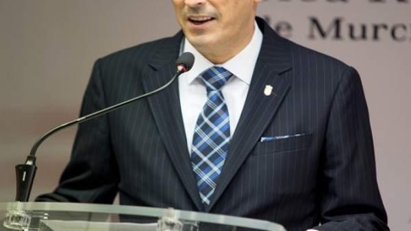El diputado regional popular y alcalde de Ulea, Víctor López