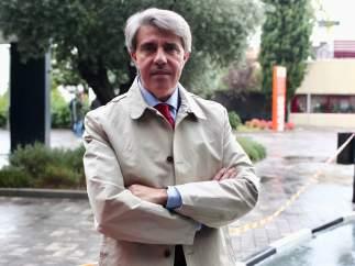 El presidente de la Comunidad de Madrid, Ángel Garrido, en la redacción de 20MINUTOS.