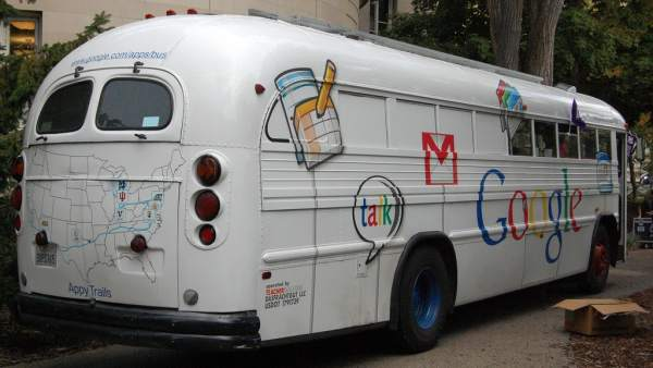 Autobús de Google