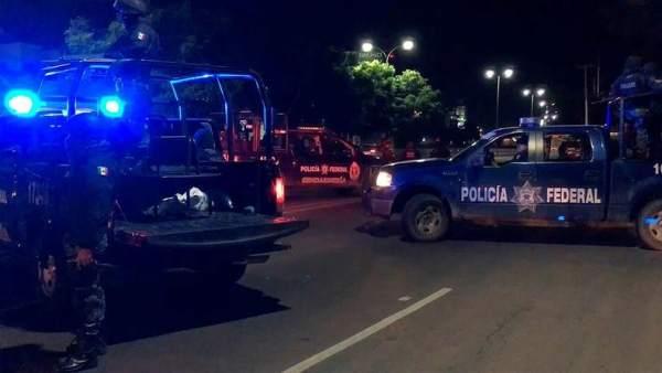 Narco detenido en México