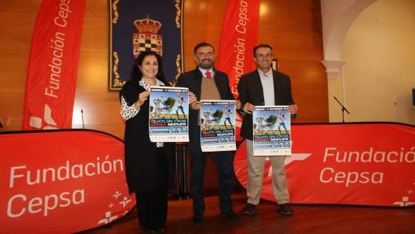 [Grupohuelva] Fwd: Presentado El I Duatlóncross 'Cepsa Moguer' Que Se Celebra El