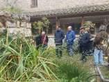 Latre y Prieto en el Geoparque de Molina
