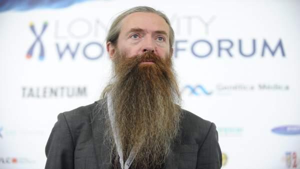 El biogerontòleg Aubrey de Grey defèn que se li pot guanyar el pols a l'envelliment i tractar com a problema mèdic