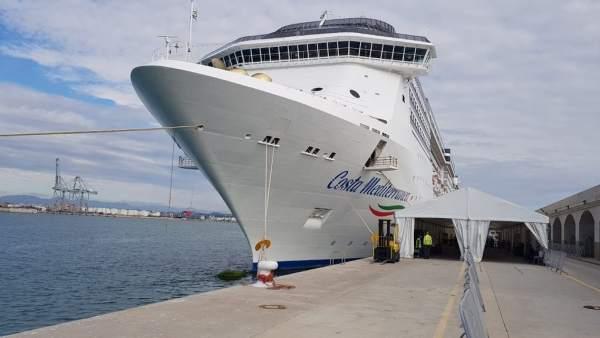 Crucero Costa Mediterránea