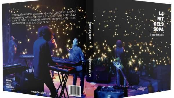 Sopa de Cabra anuncia la edición digital de un nuevo disco en directo