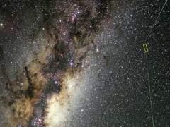 Estrella con material exclusivo del Big Bang