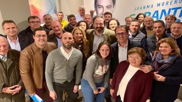 Los populares en su reunión comarcal en Pozoblanco