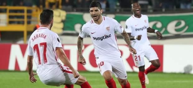 Sevilla - Krasnodar en directo | Europa League