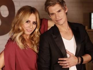 Marta Sánchez y Carlos Baute