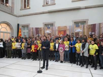 Foto Protesta Parlament
