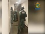 Operacion policial guardia civil patrulla de la muerte joven sueco detenido