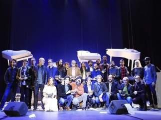 Premis Carles Santos de la Música