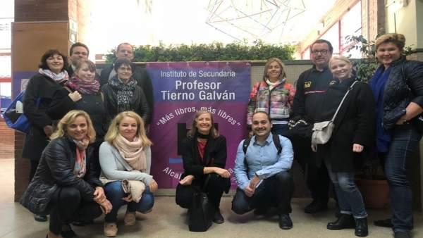 Alcalá de Guadaíra acoge el programa europeo 'School Emergency'