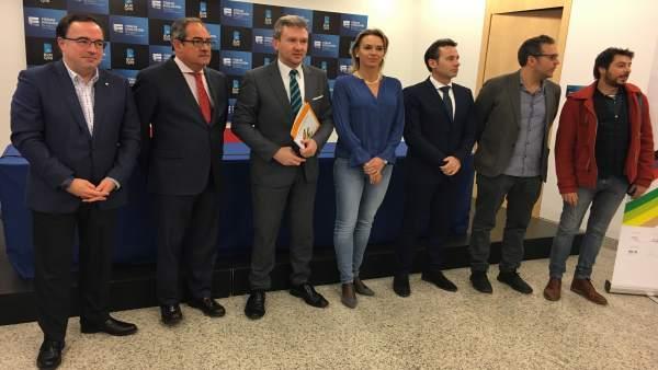 Presentación del Foro de la Cultura de Burgos