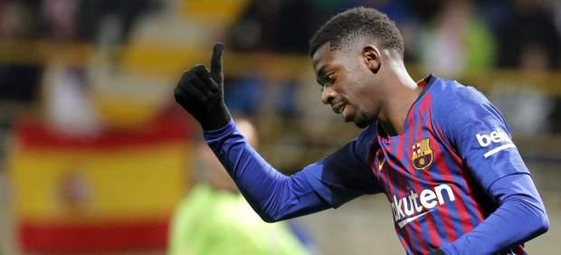 Futre aconseja al Barça que le haga un Tinder a Dembélé: