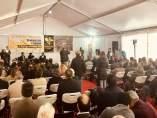 Inauguración FEria Apícola Caminomorisco
