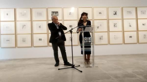 Valladolid.- Presentación de la 'Suite 347' de Picasso