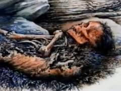 La 'Momia de la Cueva del Espíritu'