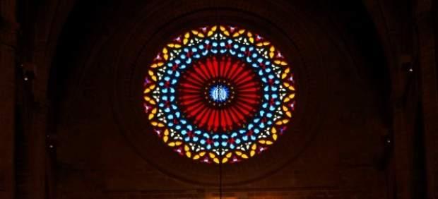 Fiesta de la Luz en la catedral de Mallorca