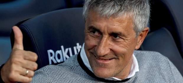 Solari, Valverde, Setién, Simeone, Marcelino... los focos apuntan a los entrenadores