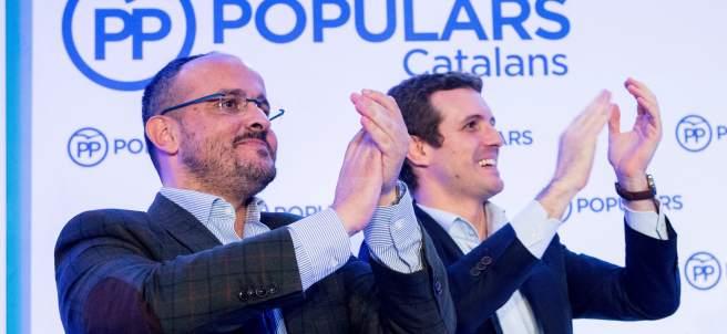 Casado y Alejandro Fernández