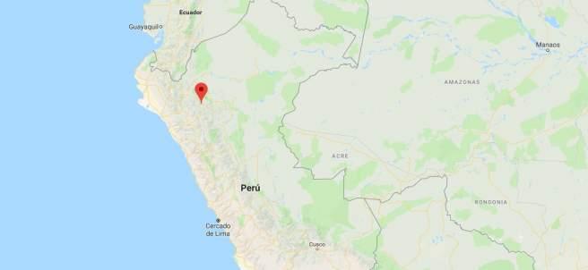 Chachapoyas, Perú
