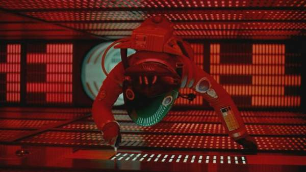 HAL 9000 en 2001: Una odisea en el espacio